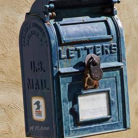 Michael Flood - Postbox 61419
