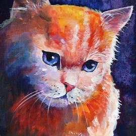 Sherry Shipley - Pouting Kitty