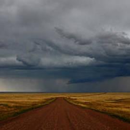 Vivian Christopher - Prairie Storm in Canada