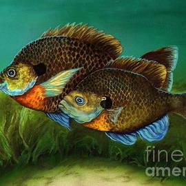 Kathleen Kelly Thompson - Pretty Little Panfish