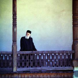 Emanuel Tanjala - Priest at Bistrita Monastery