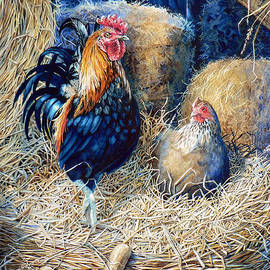 Hanne Lore Koehler - Prized Rooster