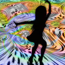 Bill Cannon - Psychedelic Dancer