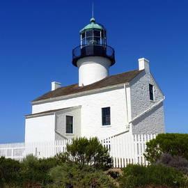 Carla Parris - Pt. Loma Lighthouse