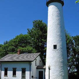 Ginger Harris - Pte. Aux Barques Lighthouse