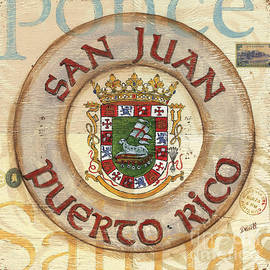 Debbie DeWitt - Puerto Rico Coat of Arms
