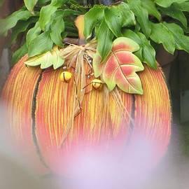Sonali Gangane - Pumpkin in Mist