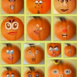 Linda Galok - Pumpkin Patch