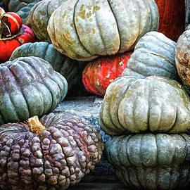 Joan Carroll - Pumpkin Pile II