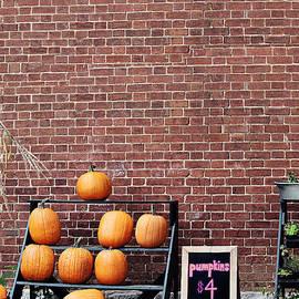 Stephanie Frey - Pumpkins For Sale
