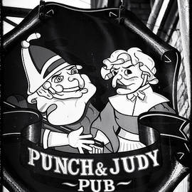 John Rizzuto - Punch and Judy Pub