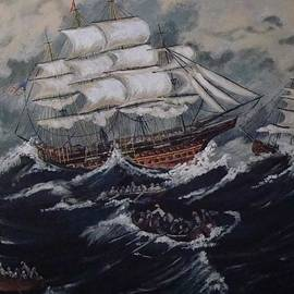 Yvonne Breen - Race To The Ship