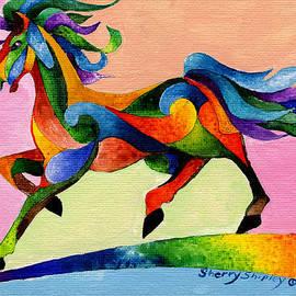Sherry Shipley - Rainbow Wind