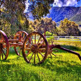 Bob and Nadine Johnston - Rancho Oso Wagon