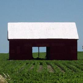 Amber Stubbs - Red Barn