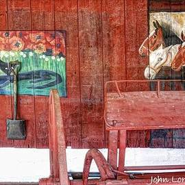 John Loreaux - Red Barn Penza