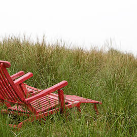 Carol Hathaway - Red Chairs