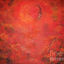 Mary Sedici - Red Moon Rising