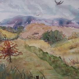 Barbara McGeachen - Red Pin Oak