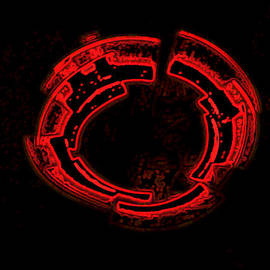 Rebecca Frank - Red ring
