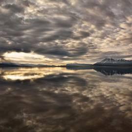 Leland D Howard - Red Rock Lake Sunrise