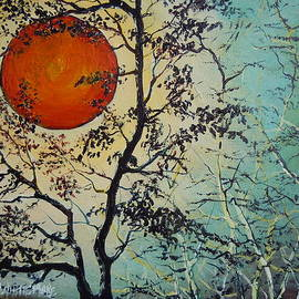 Dan  Whittemore - Red Sun A Red Moon