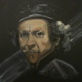 Richard Le Page - Rembrandt and Colour