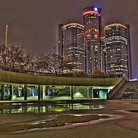 Nicholas  Grunas - Renaissance Center Detroit MI