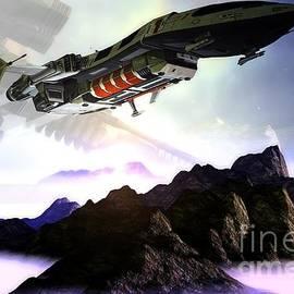 Gabriel Forgottenangel - Rescue