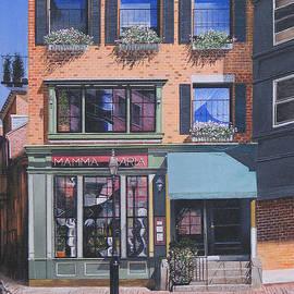 Stuart B Yaeger - Restaurant Boston North End