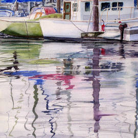 Mohamed Hirji - Rippling Reflections