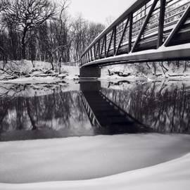 Steve Gadomski - River View B and W