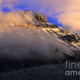 Bob Christopher - Rocky Mountain Sunset 1
