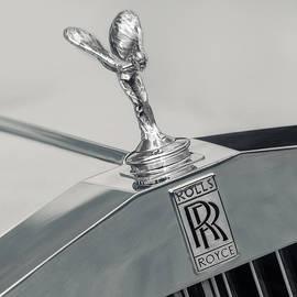 Ian Barber - Rolls Royce WIngs