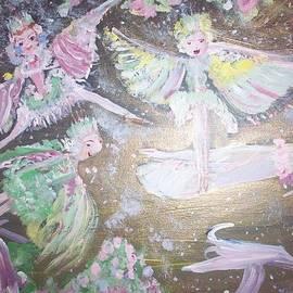 Judith Desrosiers - Rose Fairies