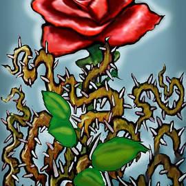 Kevin Middleton - Rose n Thorns