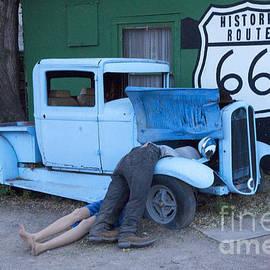 Bob Christopher - Route 66 Repair Shop