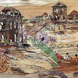Basant Soni - Ruined Structures