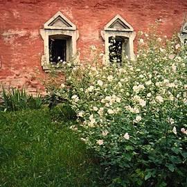 Sarah Loft - Russian Church Wall