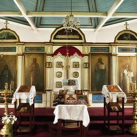 John Greim - Russian Orthodox Church
