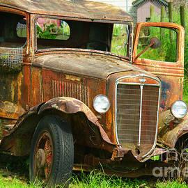 Randy Harris - Rusted Artwork