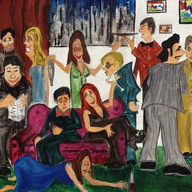 Stuart B Yaeger - Ruthys party