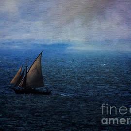 Karen Lewis - Sailing Away