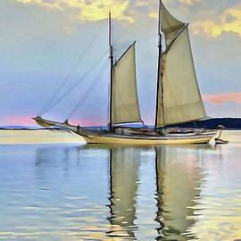 Fli Art - Sailing Sailin Away yay yay yay
