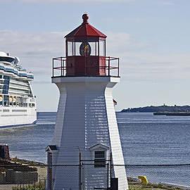 Bruce Wilbur - Saint John Harbor Light
