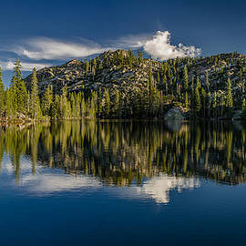 Greg Nyquist - Salmon Lake Panorama
