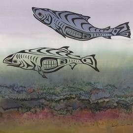 Carolyn Doe - Salmon Stream
