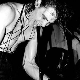 J Fotoman - Samhain Danzig 1986 concert photo no.2