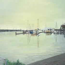 Stuart B Yaeger - San Franciscio bay
