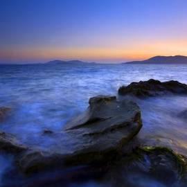 Mike  Dawson - San Juan sunset